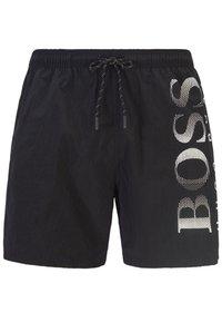 BOSS - OCTOPUS - Swimming shorts - black - 0