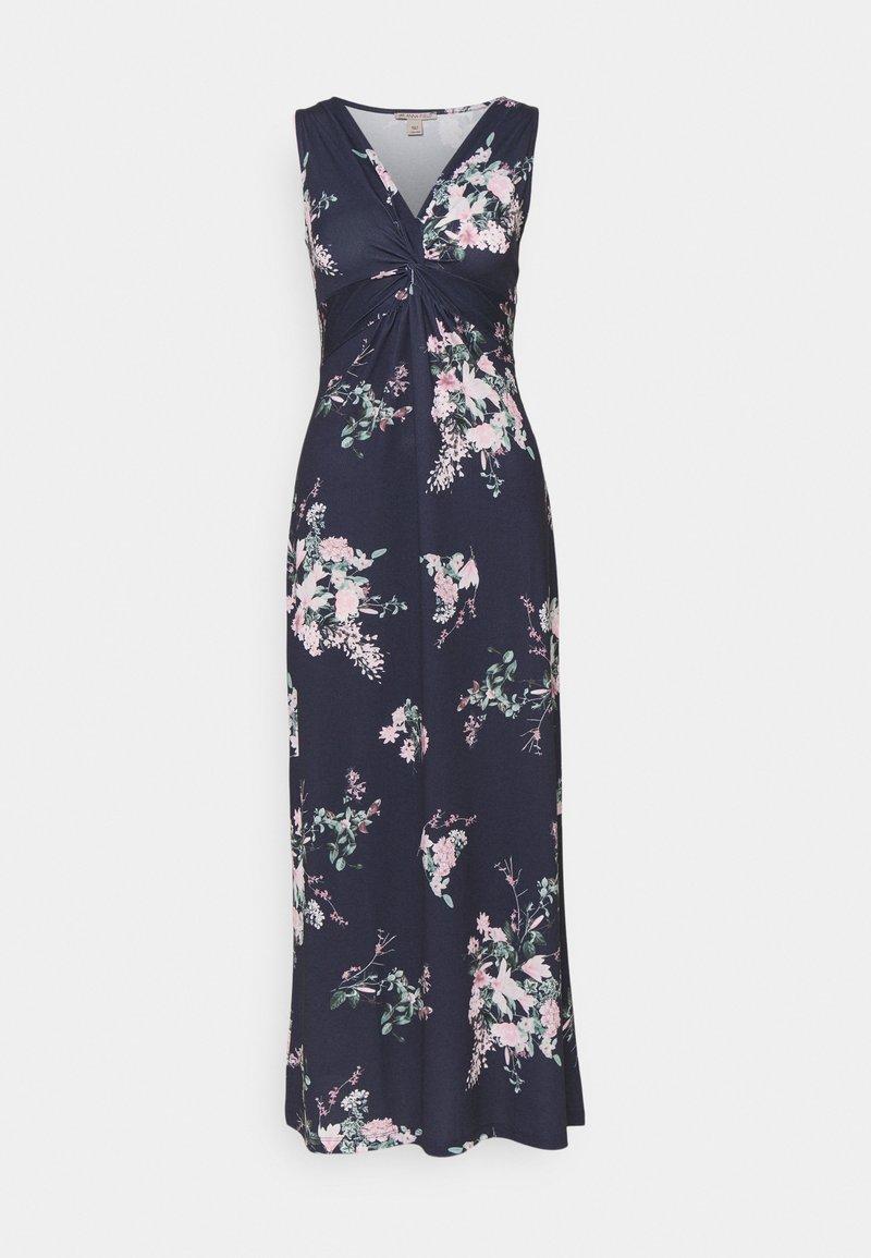 Anna Field - Maxi dress - dark blue/pink