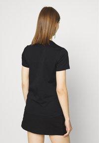 Diesel - SILY COPY  - Print T-shirt - black - 2
