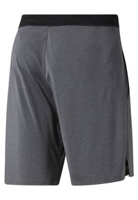 Reebok - ONE SERIES TRAINING KNIT SHORTS - Sports shorts - grey - 1