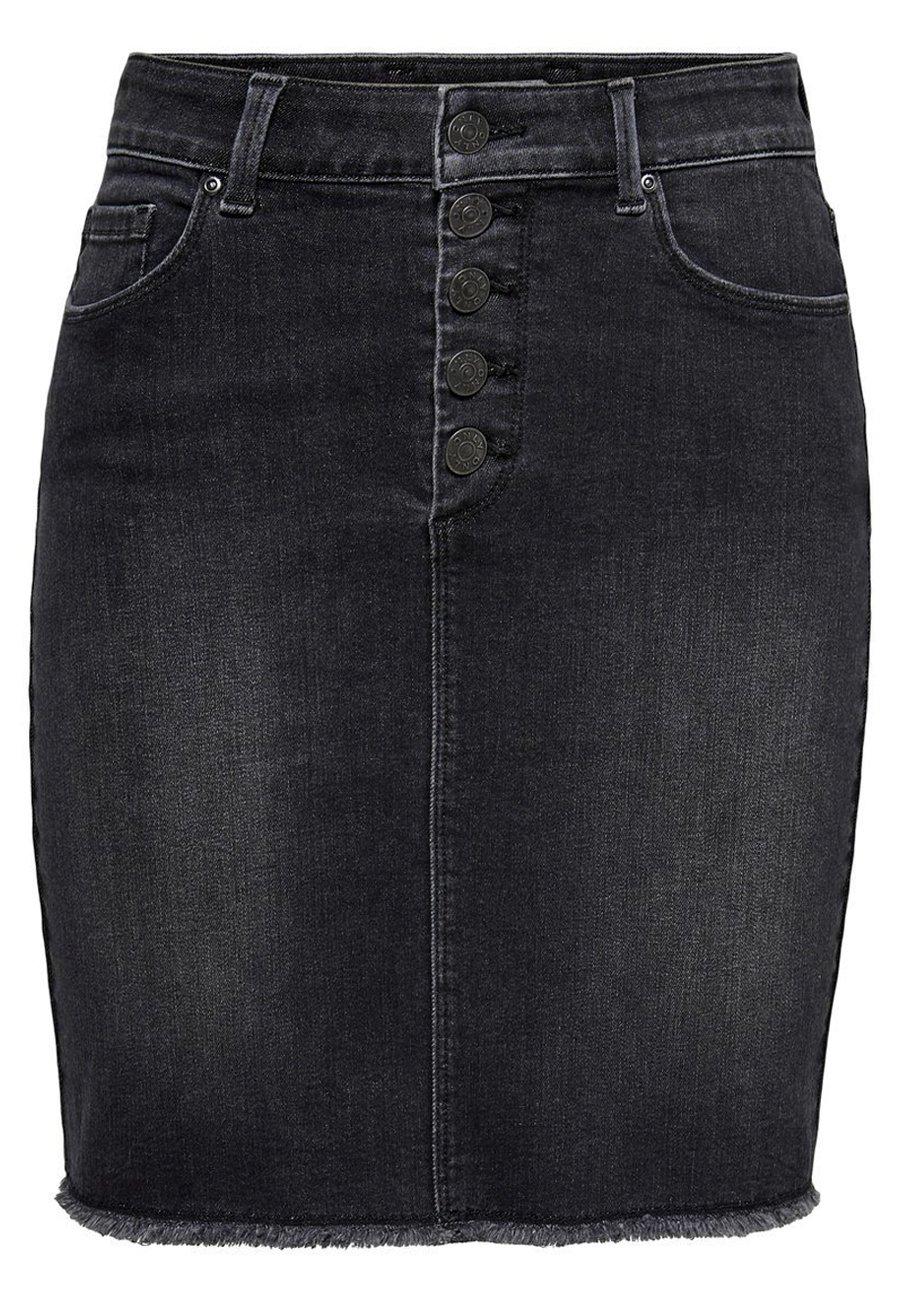 Women ONLBLUSH RAW - Denim skirt