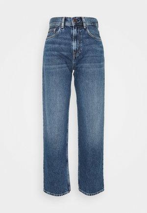 DOVER - Straight leg jeans - denim
