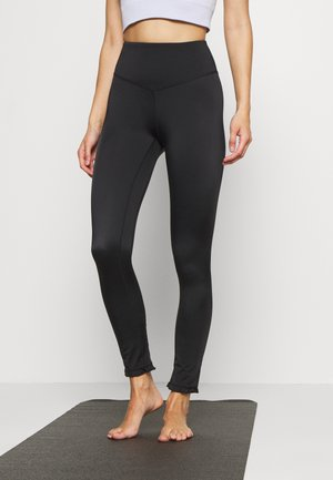 SILHOUETTE  - Legging - black