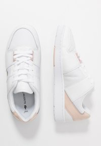 Lacoste - THRILL 220  - Trainers - white/nature - 3