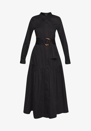 THE BELTE DRESS - Maxikleid - black