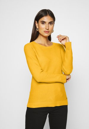 OTTOMAN - Jumper - brass yellow