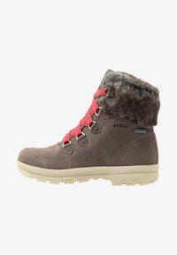 Aigle - TENERE LIGHT RETRO  - Snowboots  - grey - 1