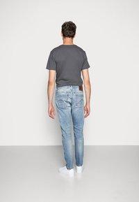 G-Star - 3301 SLIM - Slim fit jeans - elto superstretch - lt indigo aged - 2