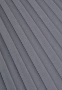 Esprit - A-line skirt - gunmetal - 7