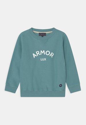 LOGO UNISEX - Sweatshirt - aquablue