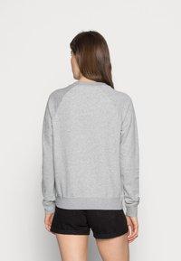 Nike Sportswear - CREW - Sweatshirt - grey heather/white - 2