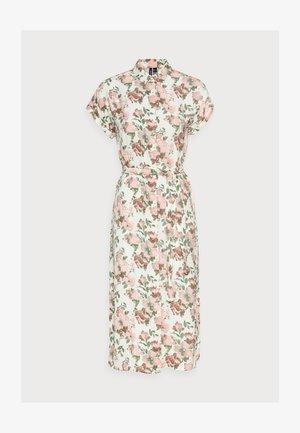 VMINES WIDE CALF SHIRTDRESS - Shirt dress - birch/ines