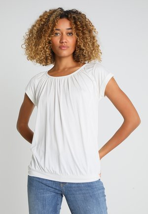 SC-MARICA 4 - Basic T-shirt - offwhite