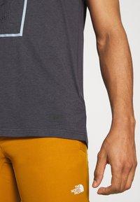 Icepeak - ABSECON - Print T-shirt - granite - 3