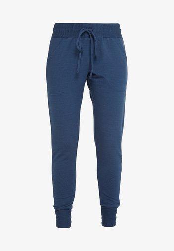 SUNNY SKINNY - Pantalones deportivos - dark blue