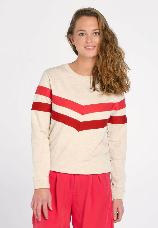 VROUWEN 08 NORTHERN TERRITORY - Sweater - beige