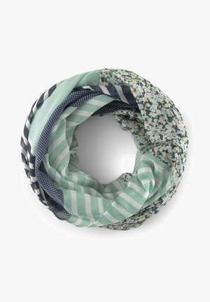 MIT PRINTS - Snood - soft leaf green
