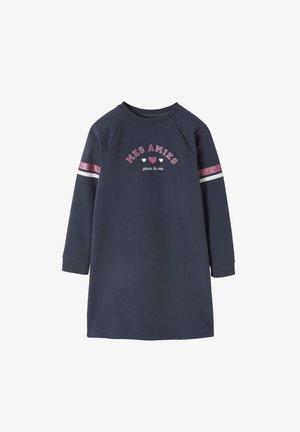 MADSCHEN SWEATKLEID - Jersey dress - nachtblau