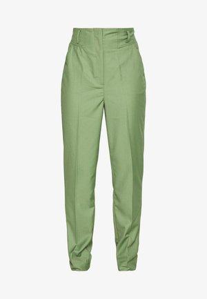 JUST THE SAME PANT - Kalhoty - green