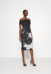 Ted Baker - PEAONY - Shift dress - black - 1