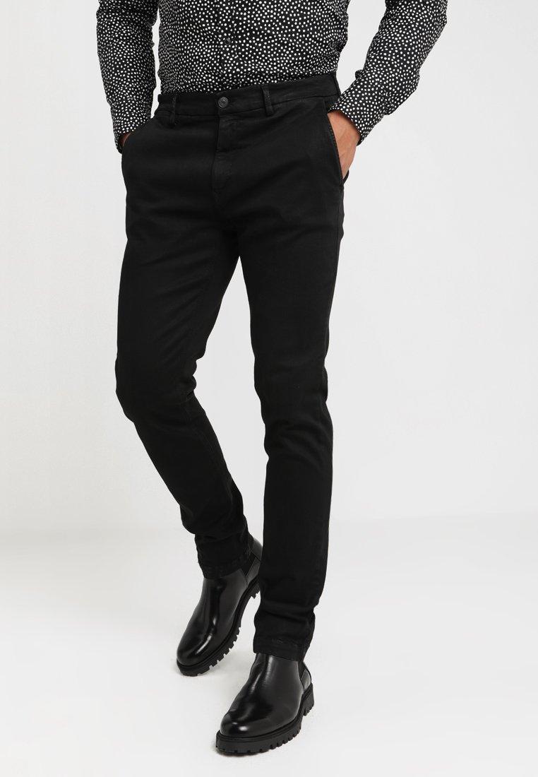 Replay - ZEUMAR HYPERFLEX  - Jeans slim fit - black