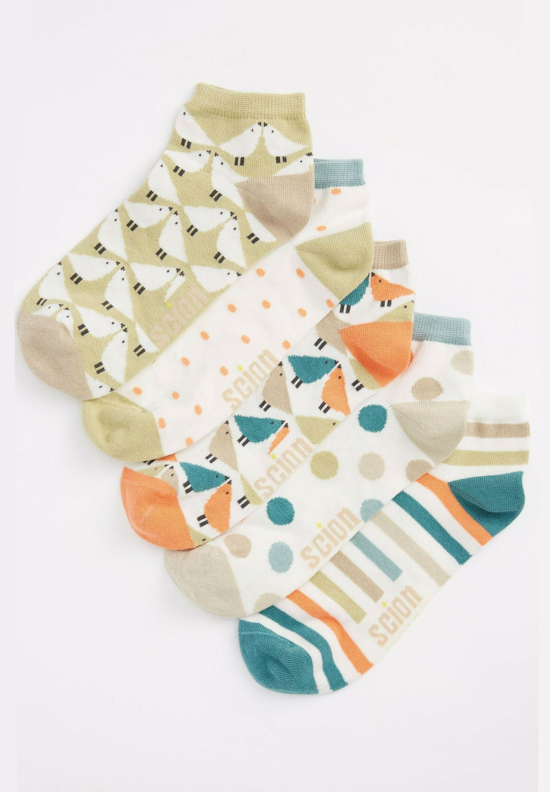 Femme 5 PACK - Chaussettes