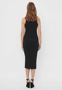 Vero Moda - VMLAVENDER DRESS - Maxi šaty - black - 2