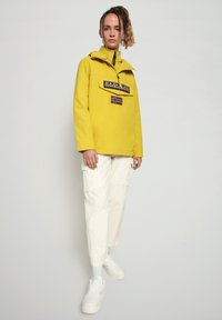 Napapijri - RAINFOREST SUMMER - Winter jacket - yellow moss - 1