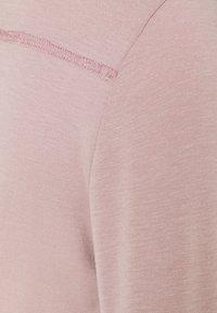 Onzie - TIE BACK - Long sleeved top - wood rose - 2