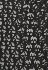 Sixth June - MONOGRAM TEE - Sukienka letnia - black - 2