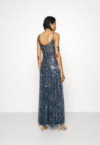 Lace & Beads - FRANCINE MAXI - Společenské šaty - navy - 2