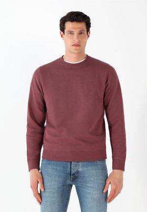 FADE  - Sweatshirt - burgundy