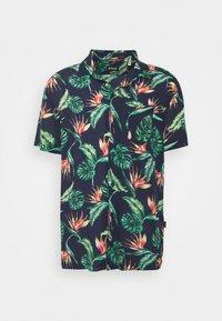 Schott - SHRIVERA - Shirt - navy exotic - 5