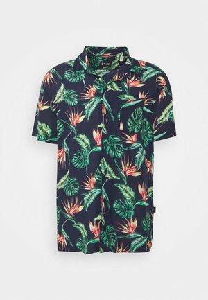 SHRIVERA - Shirt - navy exotic