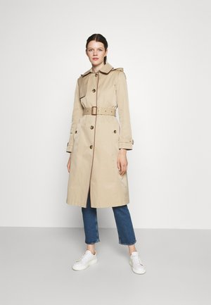 MAXI - Trench - beige