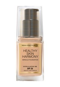 Max Factor - HEALTHY SKIN HARMONY MIRACLE FOUNDATION - Foundation - 45 warm almond - 1