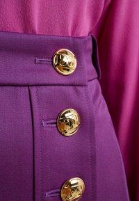 Escada - REAA - Áčková sukně - violetta - 4