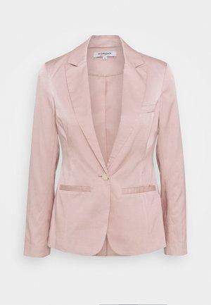 Short coat - vieux rose