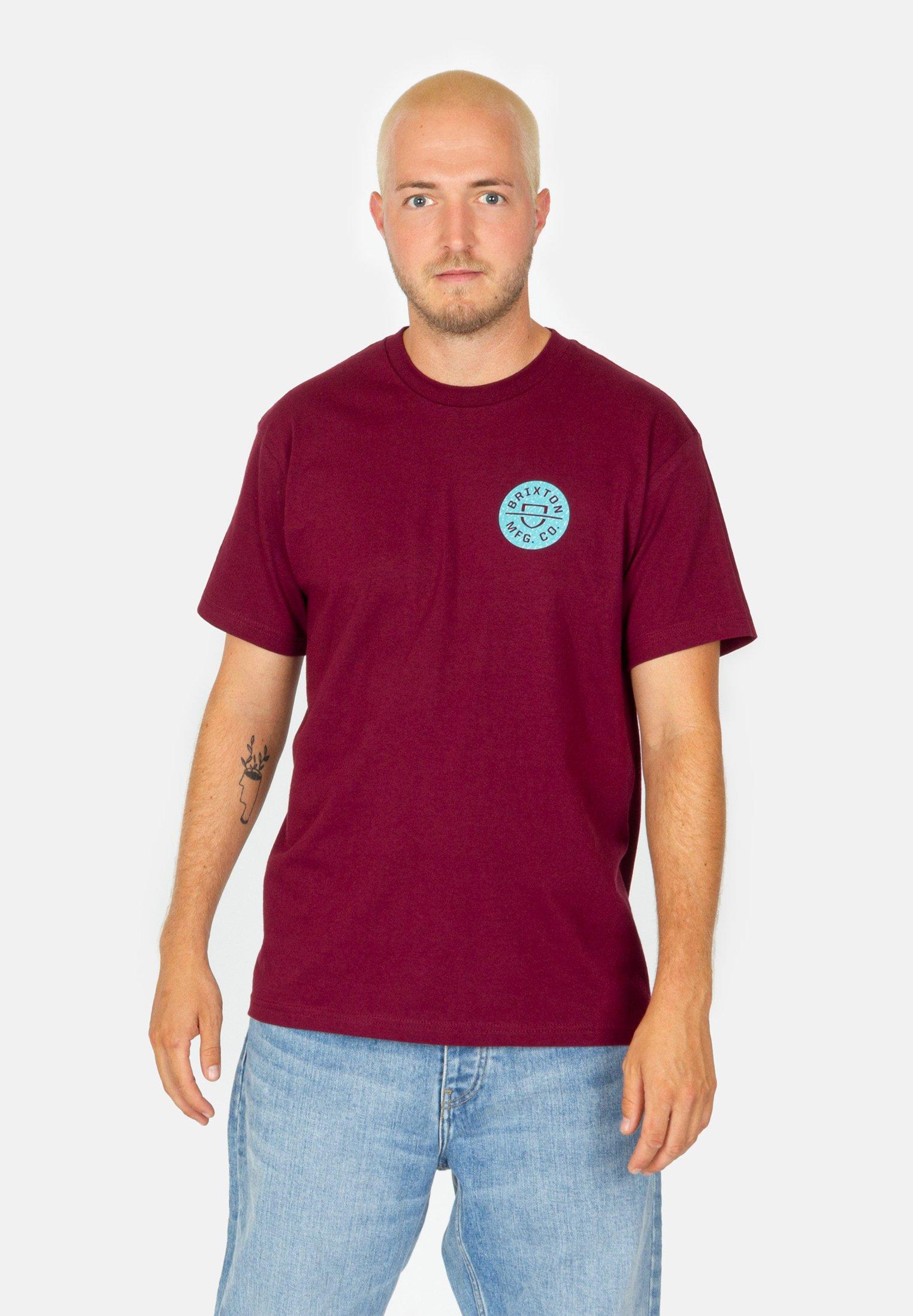 Herren CREST II - T-Shirt print