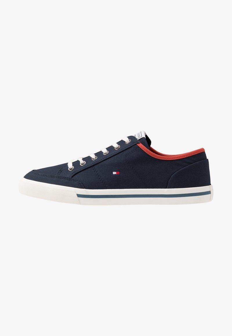 Tommy Hilfiger - HARRINGTON - Sneakersy niskie - blue