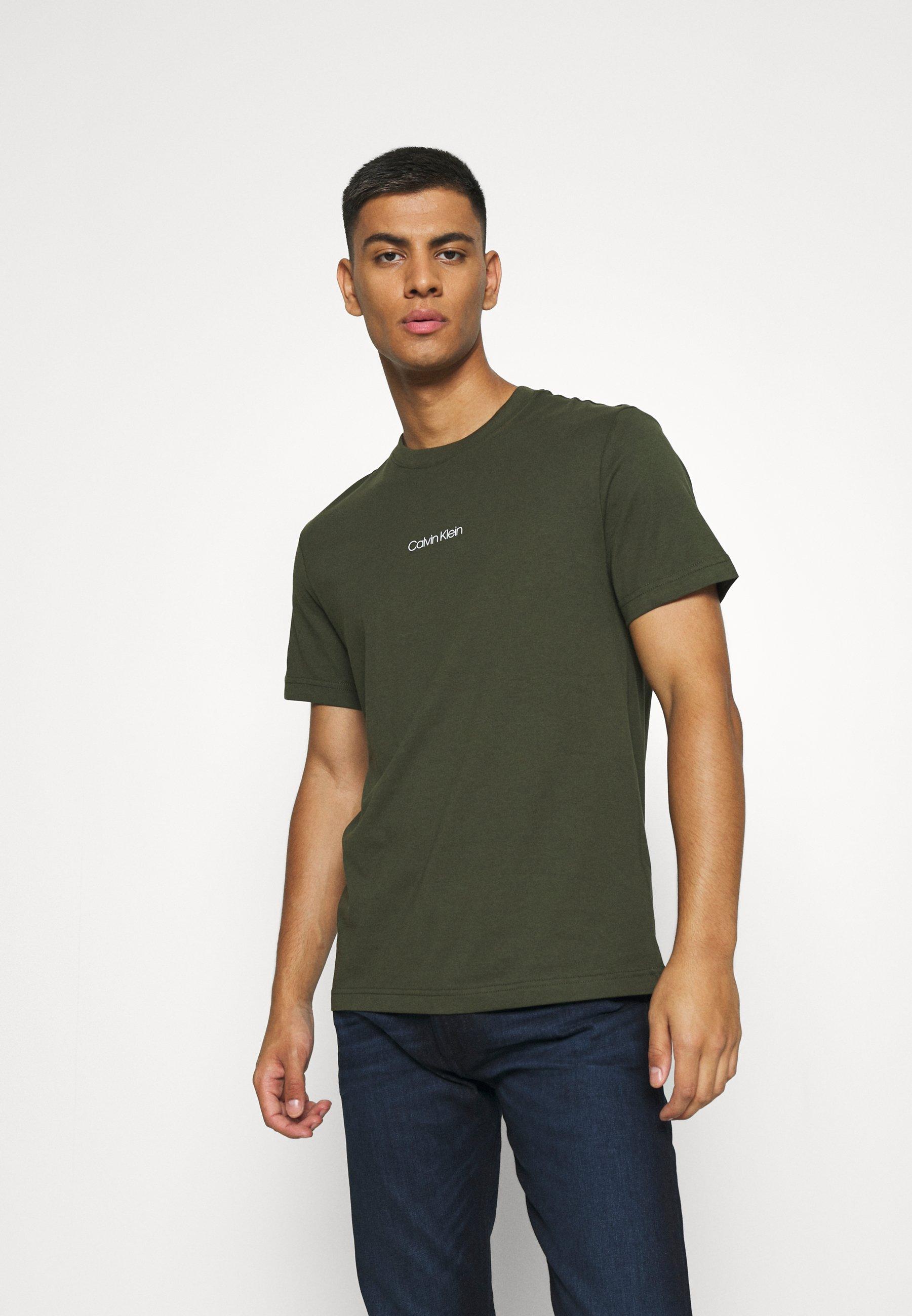 Hombre CENTER LOGO 2 PACK - Camiseta básica