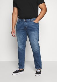 River Island - Slim fit jeans - mid blue - 0