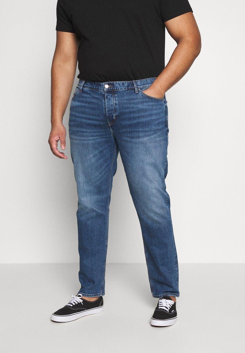 River Island - Slim fit jeans - mid blue