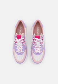 Coach - CITYSOLE COURT - Trainers - optic white/lilac - 4