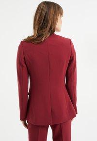 WE Fashion - Blazer - vintage red - 2