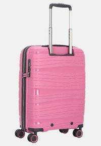 Travelite - MOTION 4-ROLLEN - Luggage - rose - 1