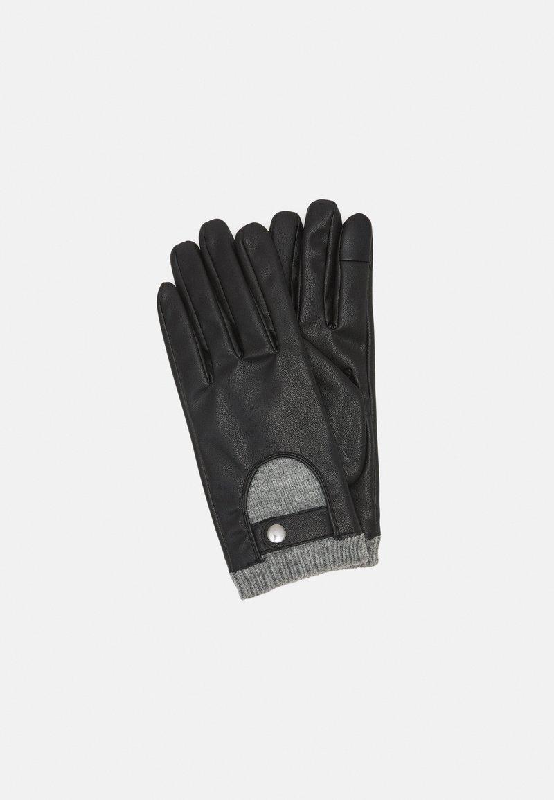 Even&Odd - Gloves - black