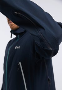 PYUA - GORGE - Snowboard jacket - navy blue - 3