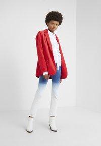 Paige - HOXTON  HEM - Jeans Skinny Fit - arctic ombre - 1