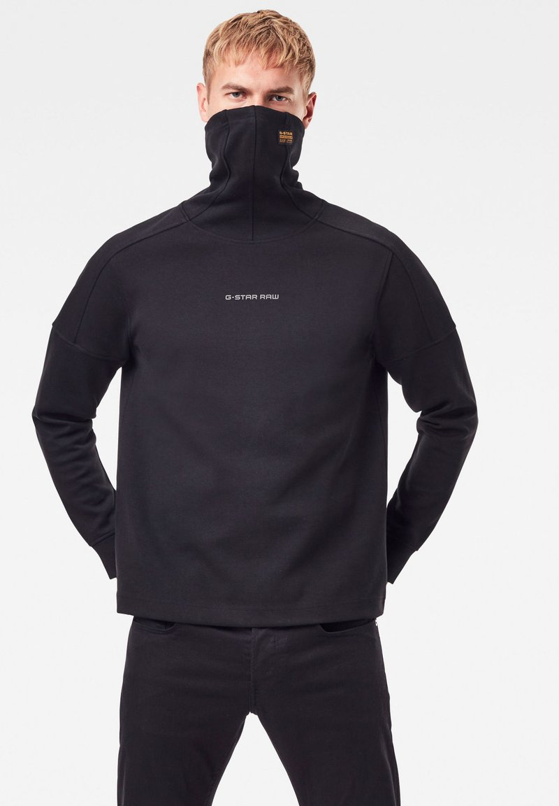 G-Star - COVER - Sweater - dk black
